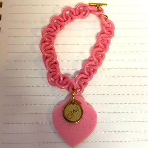 OPS! Bracelet with silicone heart